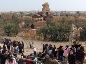 Kassar El Yahud Baptismal site of Jesus