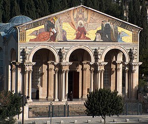garden of gethsemene, mount of olives, church, israel, jerusalem, private christian tour guide
