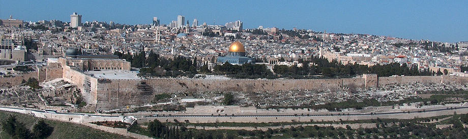 jerusalem, old city, israel, panorama, private tour guide