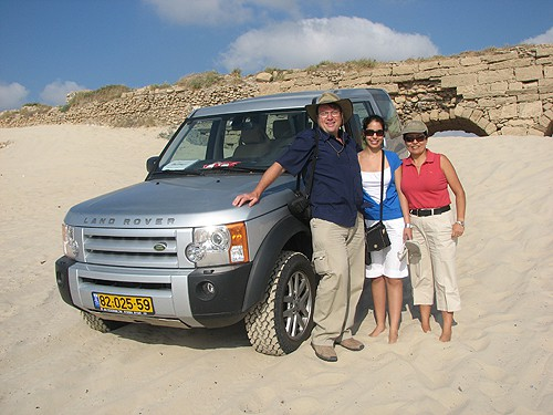 private tour israel benefits