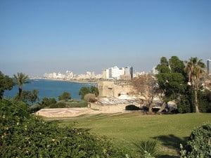 tel aviv, yaffo, israel, beach, metro tour