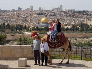 Tel Jaffa - the best observation on Tel Aviv shore line.